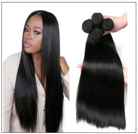 2 bundle of Brazilian straight hair img 1