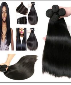 2 bundle of Brazilian straight hair img 4