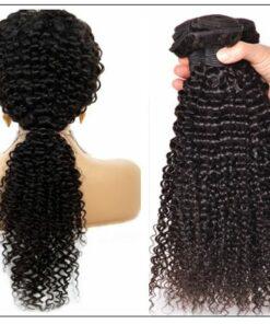 3 Bundle kinky curly unprocessed virgin hair img 3-min