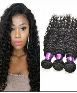 3 Bundles Indian Deep Wave Human Virgin Hair img-min