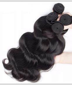3 Bundles Indian Human Body Wave 100% Virgin Hair img 4-min