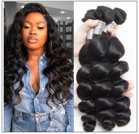3 Bundles Loose Deep Wave Cheap Human Hair img-min