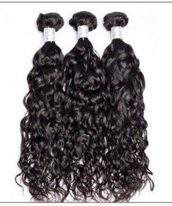 3 Bundles Malaysian Natural Wave Virgin Hair Weave img 2-min