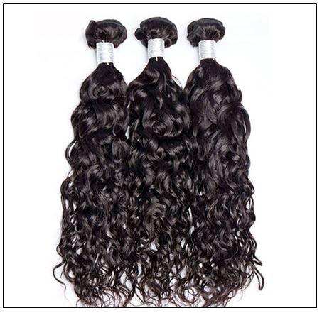 3 Bundles Malaysian Natural Wave Virgin Hair Weave img 2-min