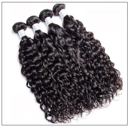 3 Bundles Malaysian Natural Wave Virgin Hair Weave img 3-min
