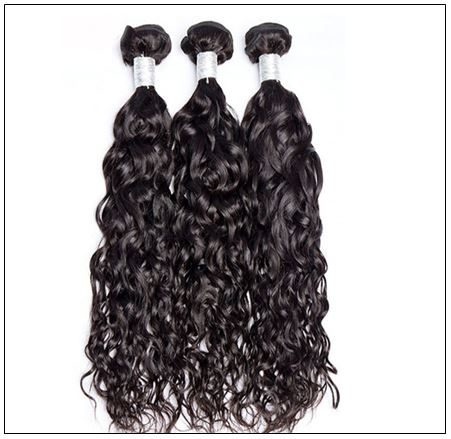 3 Bundles Peruvian Natural Wave Weave Natural Color Hair img 2-min