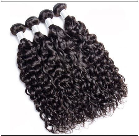 3 Bundles Peruvian Natural Wave Weave Natural Color Hair img 3-min