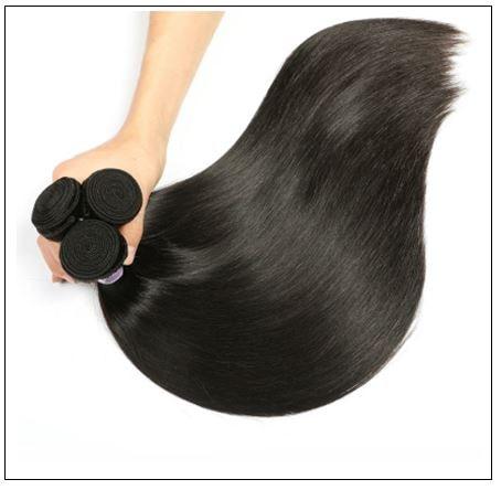 3 Bundles Peruvian Straight Hair Weft img 2-min