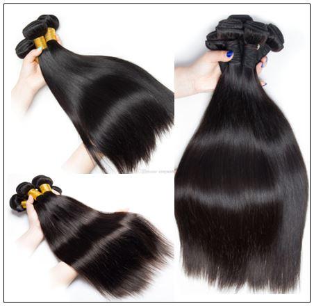 3 Bundles Peruvian Straight Hair Weft img 3-min