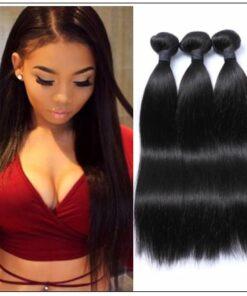 3 Bundles Peruvian Straight Hair Weft img-min