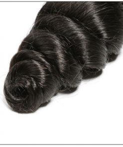 3 Bundles Unprocessed Peruvian Loose Human Hair Weave img 2-min