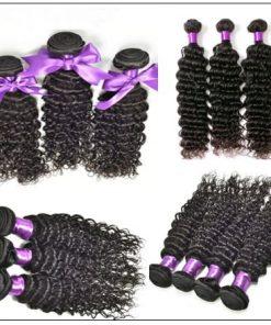 3 Bundles Unprocessed Virgin Hair Wholesale Deep Wave Hair img 2-min