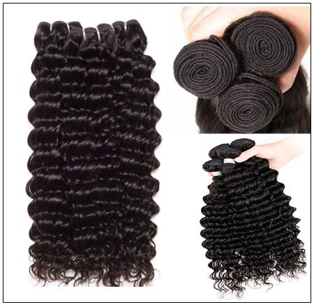 3 Bundles Unprocessed Virgin Hair Wholesale Deep Wave Hair img 3-min