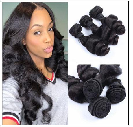 3 Bundles Virgin Malaysian Loose Wave Hair img 1
