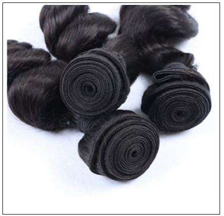 3 Bundles Virgin Malaysian Loose Wave Hair img 4