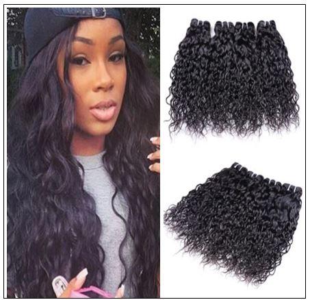 3 Bundles Virgin Peruvian Hair Natural Wave img 2-min