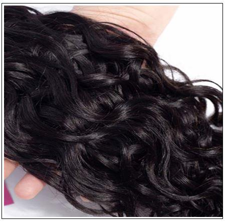 3 Bundles Virgin Peruvian Hair Natural Wave img 3-min