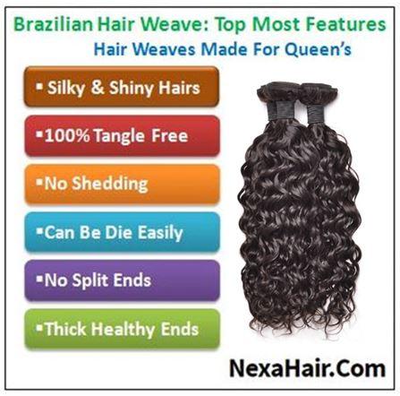 3 Bundles Virgin Peruvian Hair Natural Wave img 4-min