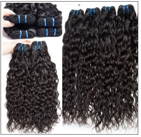 3 Bundles Water Wave Virgin Human Hair img 3-min