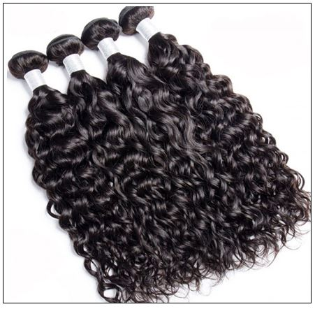 3 Bundles Water Wave Virgin Human Hair img 4-min