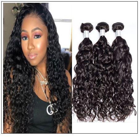 3 Bundles Water Wave Virgin Human Hair img-min