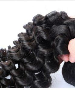 3 bundle Deep wave Brazilian human virgin hair img 2-min