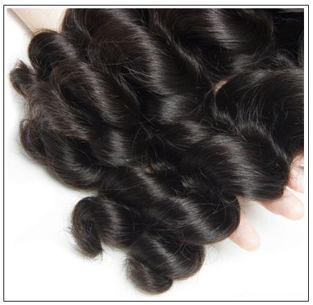 3 bundles Brazilian Loose Wave African American Hairstyles img 3-min