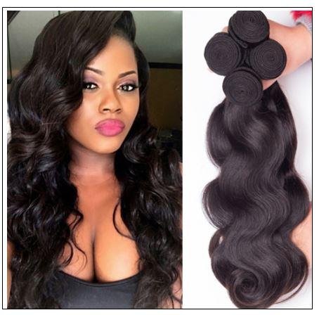 4 Bundles Brazilian Body Wave Virgin Hair img-min