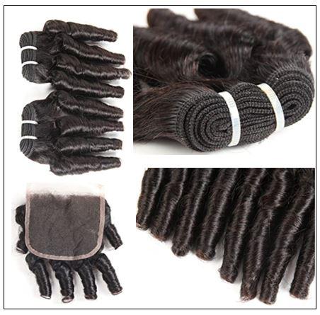4 Bundles Spiral Curl Hair Bundles img 2-min