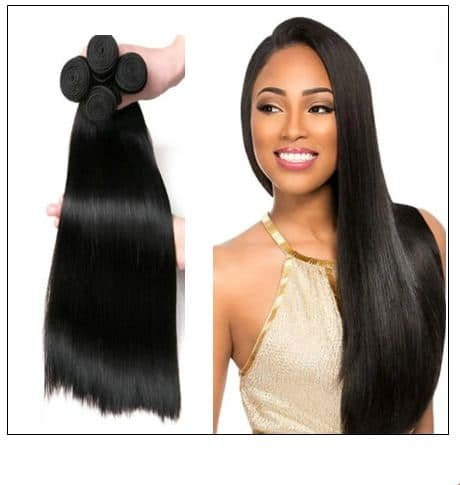 4 bundle straight hair extension img