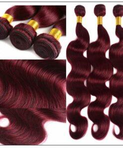 99J Body Wave 100% Human Hair Weave img 2-min