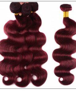 99J Body Wave 100% Human Hair Weave img 3-min