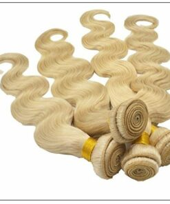 Blonde Body Wave Hair Weave img 3-min