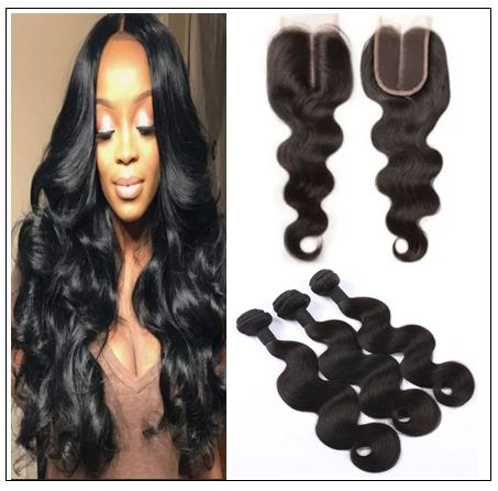 Body Wave Sew In With Closure IMG