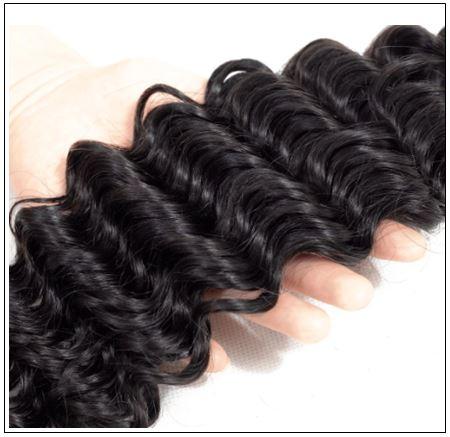 Brazilian Deep Wave Hair Extensions Human Hair Bundles img 2-min