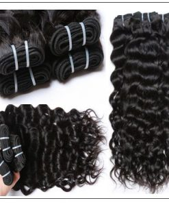 Brazilian Natural Wave Weave-Remy Human Hair img 2-min