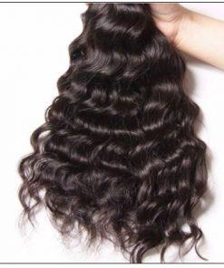Brazilian Natural Wave Weave-Remy Human Hair img 4-min
