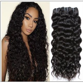 Brazilian Natural Wave Weave-Remy Human Hair img-min