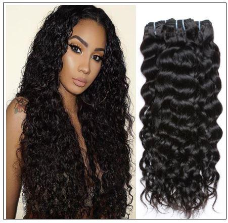 Brazilian Natural Wave Weave-Remy Human Hair img-min