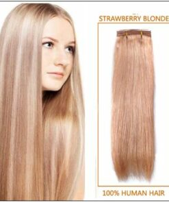 Brazilian Stawberry Blonde Straight Human img-min