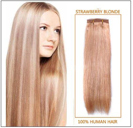 Brazilian Stawberry Blonde Straight Human img-min