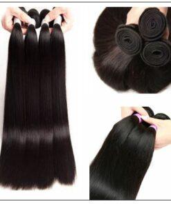 Brazilian Straight Unprocessed Virgin Hair Weave img 2-min