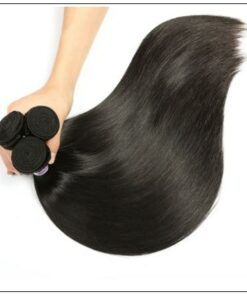 Brazilian Straight Unprocessed Virgin Hair Weave img 4-min