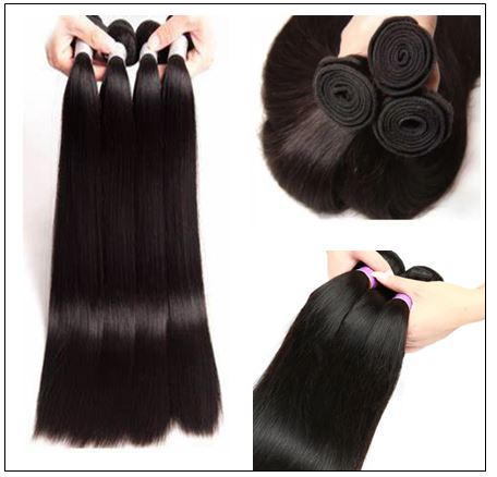 Brazilian Straight Virgin Hair Bundles img 3-min