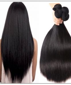 Brazilian Straight Weave Remy Human Hair img 4-min