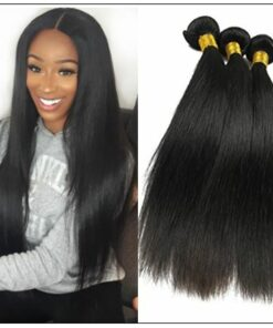 Brazilian Straight Weave Remy Human Hair img-min