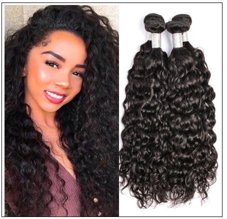 Brazilian Water Wave-100% Virgin Hair Extension img-min