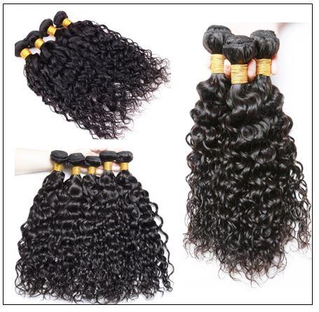 Brazilian Water Wave Weave-100% Virgin Human Hair img 2-min