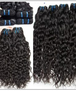 Brazilian Water Wave Weave-100% Virgin Human Hair img 3-min