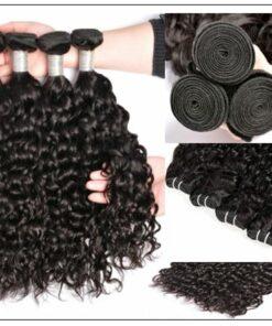 Brazilian Water Wave Weave-100% Virgin Human Hair img 4-min